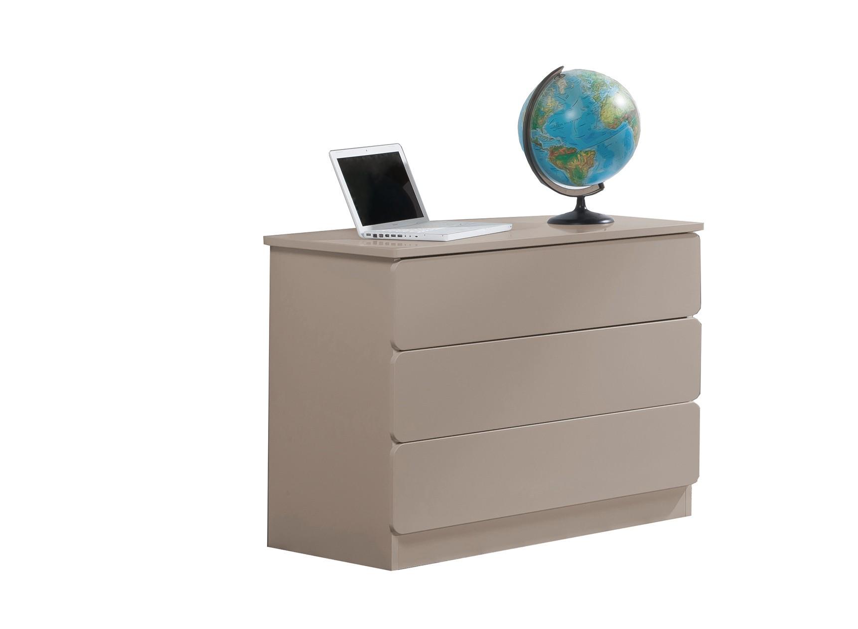 Commode 3 tiroirs MIKA Nateo Concept - 3