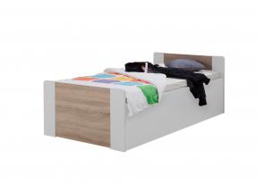 Lit enfant coffre 90x190 LEIRA Nateo Concept - 11