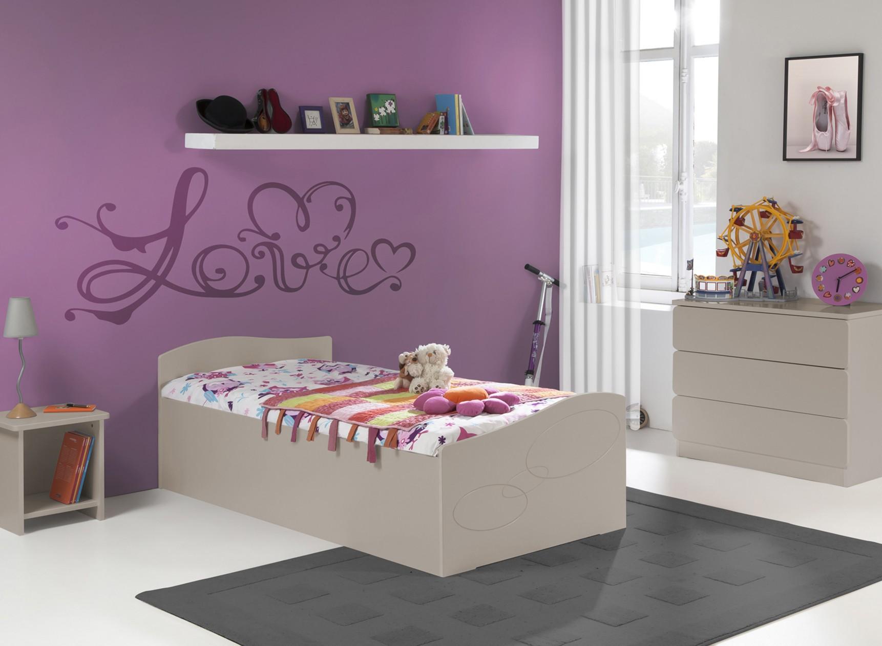 Lit enfant coffre 90x190 EIKA Nateo Concept - 1