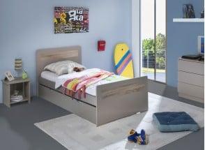 Lit gigogne 90x190 MORA Nateo Concept - 1