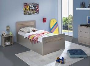 Lit enfant coffre 90x190 MORA Nateo Concept - 1
