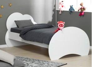 Lit enfant 90x190 CLOUD – Blanc Nateo Concept - 2