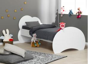 Lit enfant 90x190 CLOUD – Blanc Nateo Concept - 3