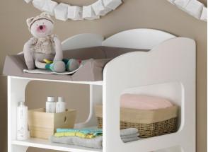 Table à langer bébé CAMERON Nateo Concept - 2