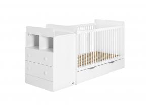 Lit bébé évolutif BORA Nateo Concept - 5