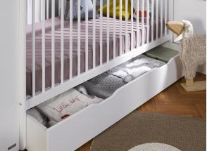 Lit bébé évolutif BORA Nateo Concept - 3