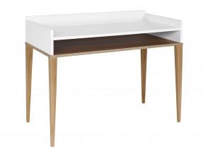 Bureau à casier VOLT – Blanc/Bois Nateo Concept - 3