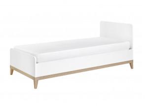 Lit enfant 90x200 VOLT  – Blanc/Hêtre Nateo Concept - 4