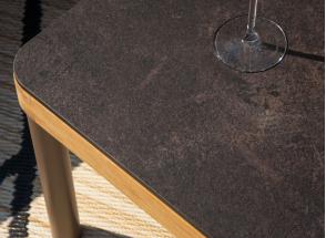 Fauteuils et table de jardin en Teck RIO Nateo Concept - 3
