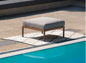 Salon de jardin en Teck RIO - 3 pièces Nateo Concept - 2
