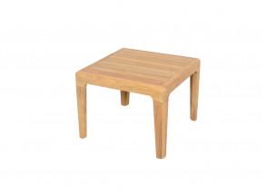 Chaise longue et table en Teck PRAIA Nateo Concept - 4