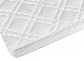 Lit gigogne 90x200 LEVIS Blanc + 2 matelas Nateo Concept - 5