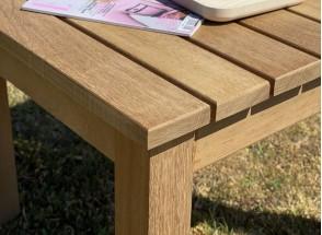 Table basse de jardin MOOREA Nateo Concept - 3