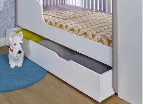Tiroir de lit enfant 70x140 CAMERON Nateo Concept - 2