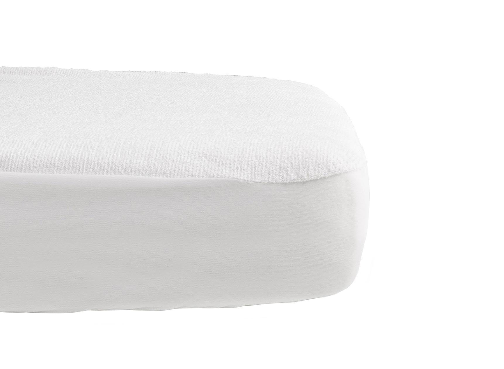 Protège matelas bébé 60x120 cm LEO Coton Bio Nateo Concept - 1
