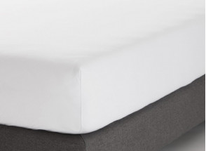 Drap housse 140x200cm WILLY Coton Bio Nateo Concept - 2
