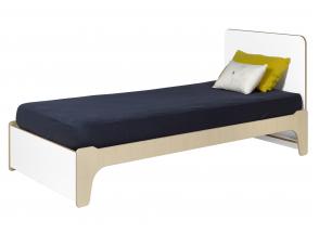 Lit enfant 90x190 avec tête de lit KALIX Nateo Concept - 2