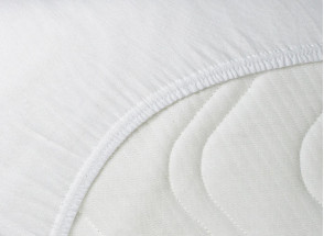 Protège matelas 140x190/200cm WILLY Coton Bio Nateo Concept - 2
