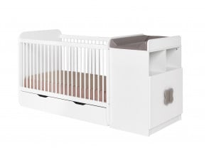 Lit bébé évolutif HYDRO Nateo Concept - 4