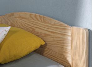 Lit enfant 90x200 en pin massif JANGO Nateo Concept - 5