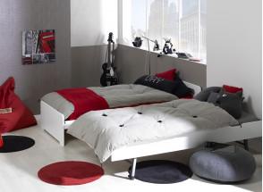 Lit gigogne 90x200 LEVIS Nateo Concept - 5