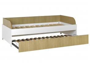 Lit gigogne banquette 90x190 MANLY Nateo Concept - 8