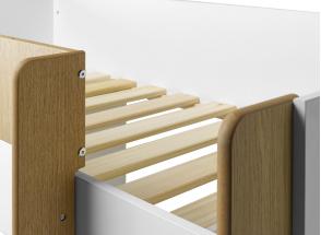 Lit mi-hauteur avec bureau et commode MANLY Nateo Concept - 13
