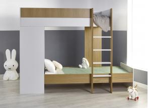 Lit superposé avec armoire MANLY Nateo Concept - 2