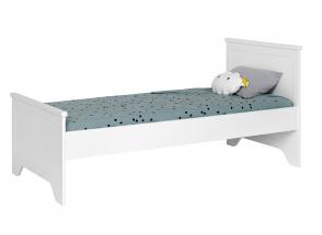 Lit enfant 90x190 SPARTE – Blanc Nateo Concept - 3