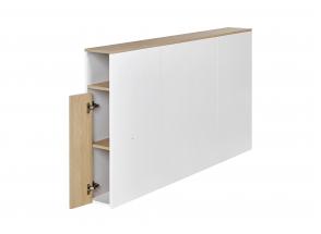 Lit double 160x200 avec tête de lit PRADO Nateo Concept - 6